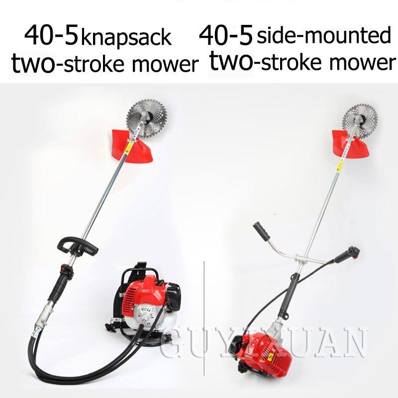 Multifunctional Lawn Mower 4-stroke Knapsack Small Household Weeder Agricultural Wasteland Weeding Equipment