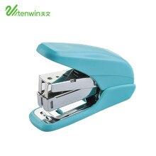 TENWIN Mini Labor Saving Stapler Small Fashion Stapler Good Cute Stapler 8183 For Children Student