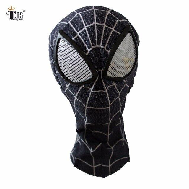3D Spiderman VENOM máscara Objetivos adulto unisex