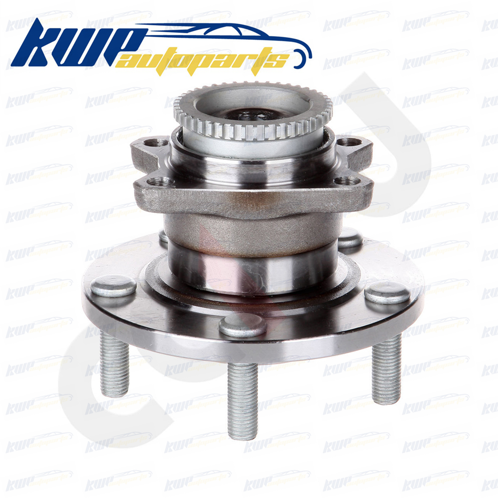 Wheel Bearing and Hub Assembly Rear Fits for 05-12 Mitsubishi Eclipse GALANT #512274