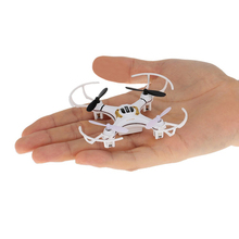 DWI D2 668-A4 668 A4 Mini Drone RC Quadcopter Toy 4CH 6 Axis 2.4GHz Remote Control Helicopter 2 Colors with Headless Mode LED