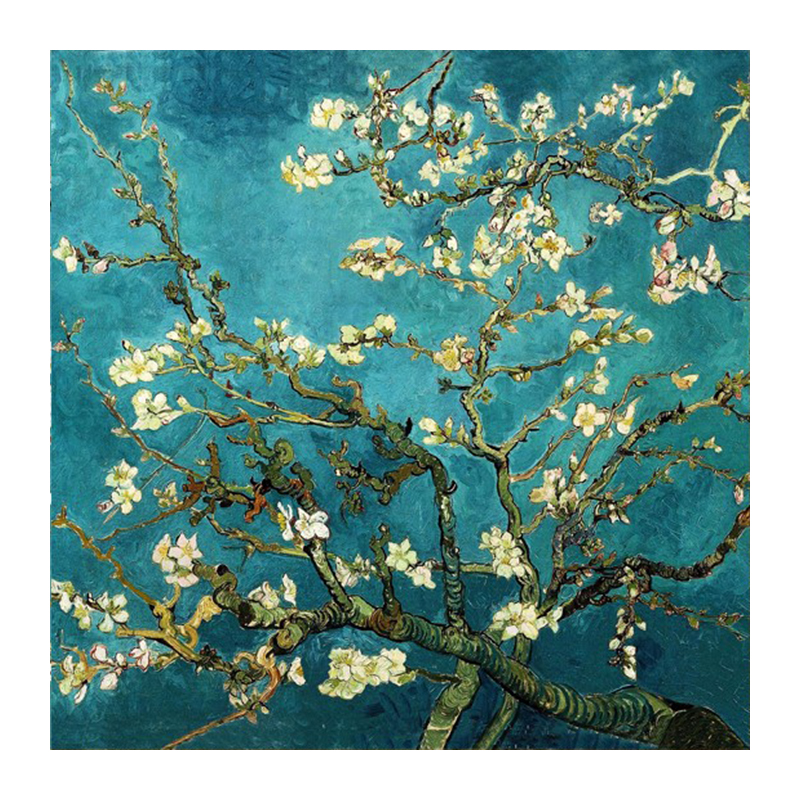 Full Diamond Embroidery World Famous Almond Blossom By Van Gogh Diy Diamond Painting A Craft Decorated Living Room Good Gift NMXFull Diamond Embroidery World Famous Almond Blossom By Van Gogh Diy Diamond Painting A Craft Decorated Living Room Good Gift NMX