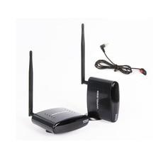 HBUDS 2 4GHz 350M Wireless AV Sender font b TV b font Audio Video Transmitter font