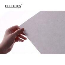 Профессиональные 500 листов, 36gsm, хлопок бизнес бумага, A4 размер, Белый цвет с синим и красным волокном