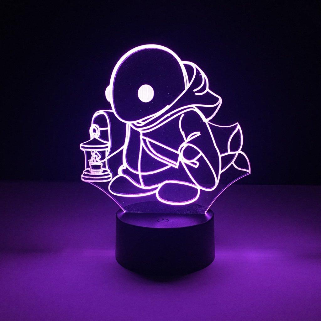 Child Led Nighlight Tonberry Game Final Fantasy Night Light For Kid Bedroom Decor Light Boy Best Gift 3d Led Night Lamp Tortoise