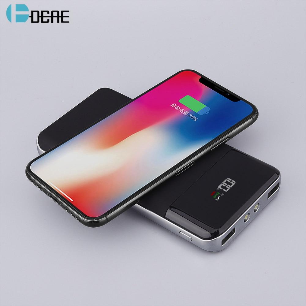 Aliexpress.com : Buy DCAE 10000mah Qi Wireless Charger
