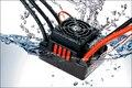 Hot1Pcs WP-8BL Hobbywing Quicrun 150A Brushless Sensorless ESC Controlador de Velocidade Para RC À Prova D' Água Quente