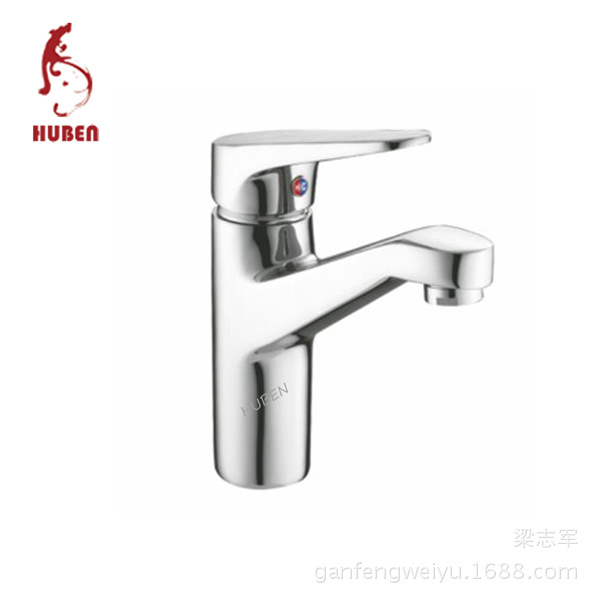 Tiger Ben basin faucet copper hot and cold baths whole basin single lever washbasin faucet holeTiger Ben basin faucet copper hot and cold baths whole basin single lever washbasin faucet hole