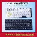 Rusia teclado del ordenador portátil para asus eee pc 900 700 701 901 teclado teclado mp-07c63su-528 negro