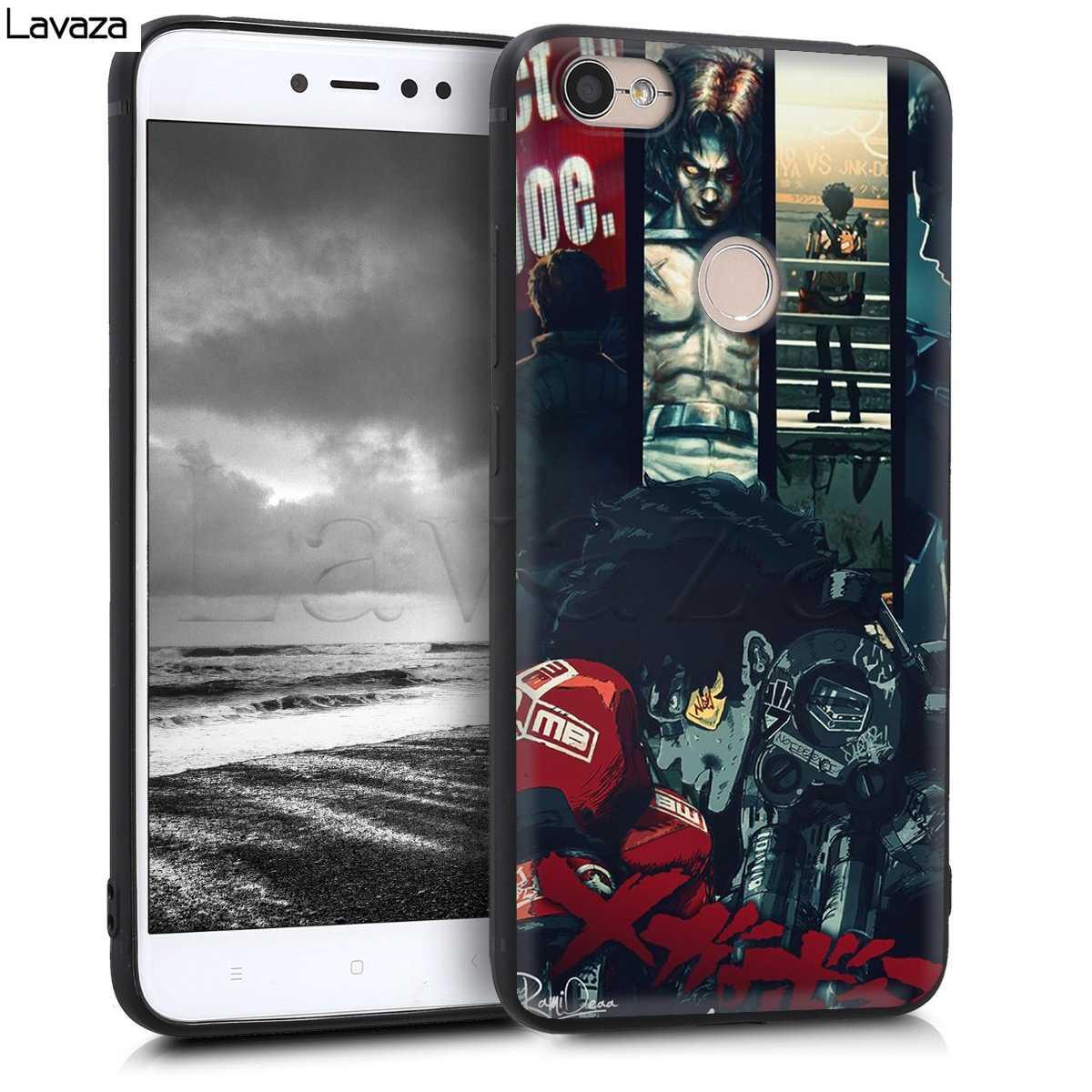 Lavaza Megalo Box Soft Silicone Case for Xiaomi MI MAX 3 A1 A2 mi6 mi 7 8 9 se Lite Plus f1