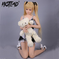 Marie Rose Cosplay Solid Silicone Anime Sex Toys for Men Real Silicone Sex Dolls Artificial Pussy and Anal Sex
