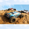 Remote control SUV rc 2.4G 4WD High speed rc racing car WPL 40km/h 1:18 crawler drive Climbing RC Toy LED Light auto 9300