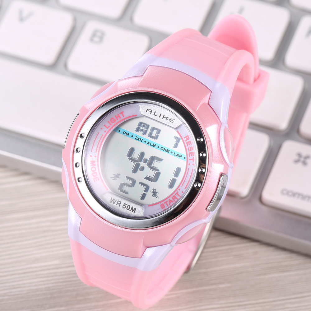 2020 Kids Boys Luxury Rubber Quartz Digital Watch Brand Girls Casual Watch Kids G Style Waterproof Sports Military Watches Shock