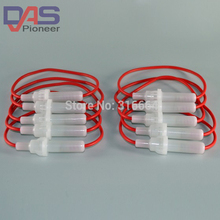 Купить с кэшбэком Screw Type   Wire 6x 30mm Inline Fuse Holder for glass tube fuse