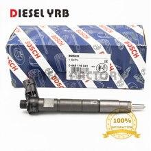 Genuine brand new injector 0445116041 Common rail piezo Injector 4342050, 35062005F, 68092293AA