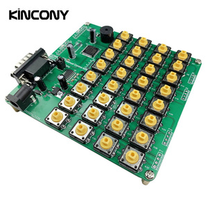 Image 2 - 32 Buttons RS232 Keyboard for Kincony Smart Home Automation Module Controller Remote Control Switch Domotica Hogar Casa System