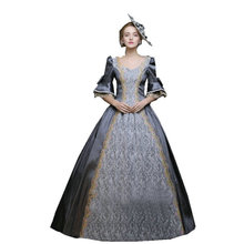 Customer to order! Vintage Costumes Victorian 1860S Civil War Gown historical dresses D-167