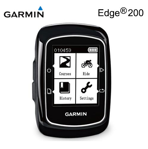 GPS Garmin Edge 200 Outdoor GPS Wireless IPX7 Waterproof Watch Outdoor cross-country smart watch планшет ginzzu gt 8110 black spreadtrum sc9832 1 3 ghz 1024mb 16gb gps lte wi fi bluetooth cam 8 0 1280x800 android