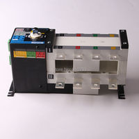 250A Three Phase Genset ATS Automatic Transfer Switch 4P