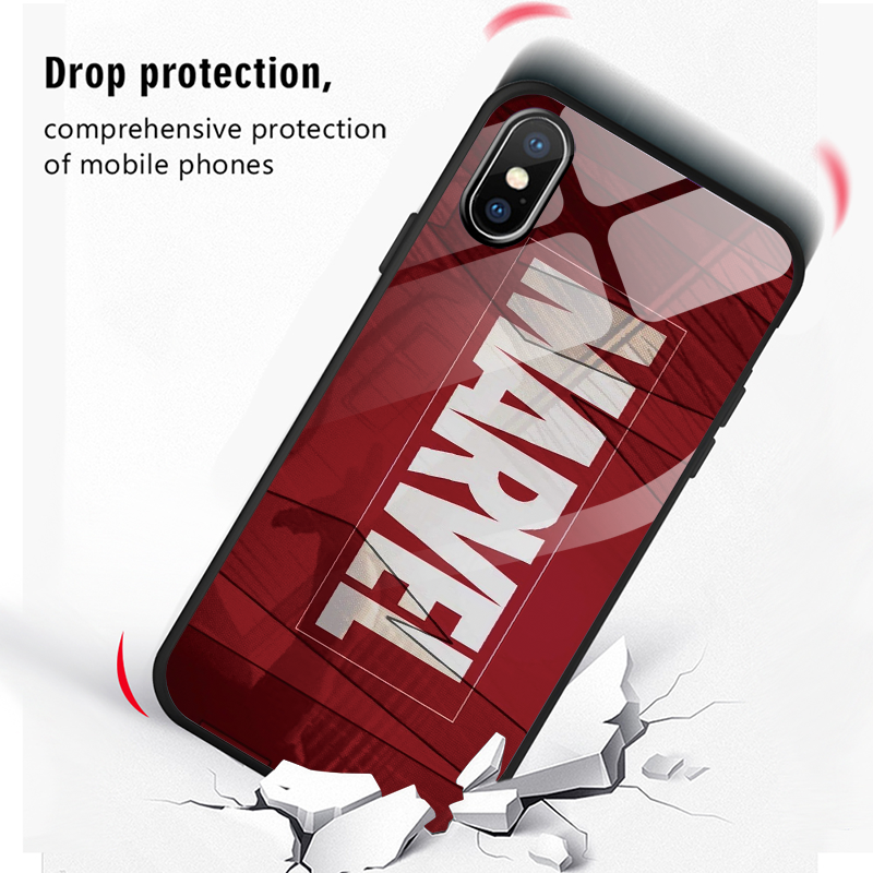 Marvel Venom Tempered glass iron Man TPU Cover For Xiaomi Mi 9 A2 6X Max3 5S Marvel Venom Tempered glass iron Man TPU Cover For Xiaomi Mi 9 A2 6X Max3 5S 6 8 Lite SE For Redmi 7 5 Plus Note 5 6 pro S2 Case