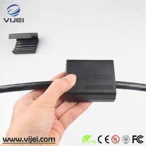 Image 4 - Tubo de fibra suelta, chaqueta de Cable, cortadora funda, herramienta de fibra óptica, separador de tubo de haz longitudinal