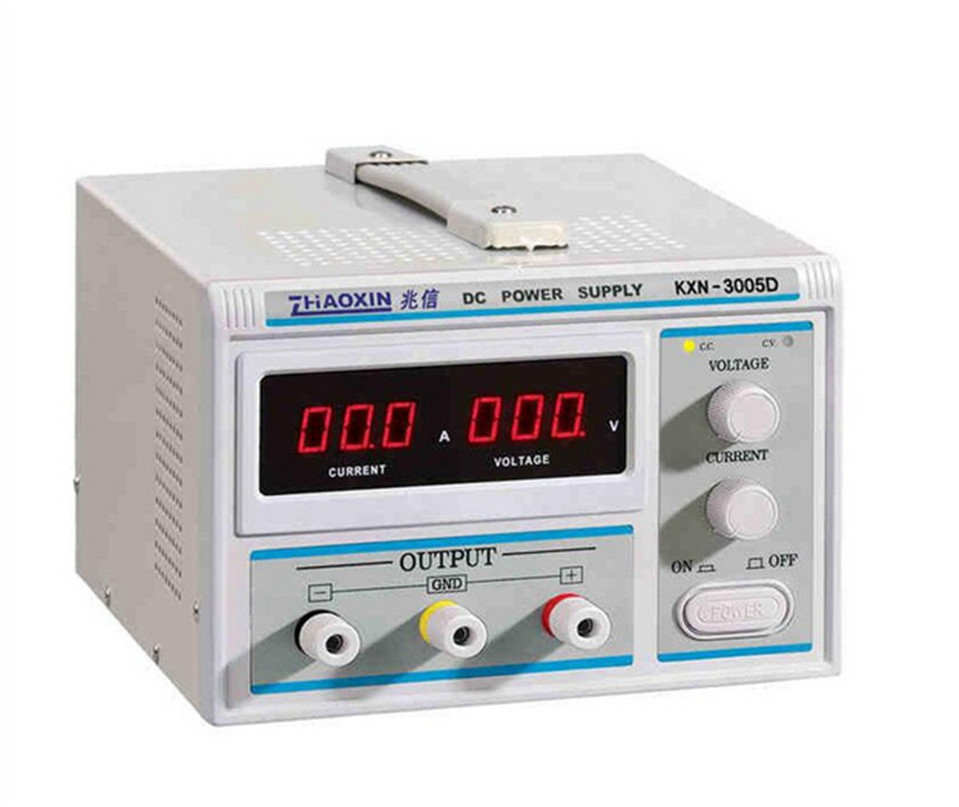 KXN-3005D 900w high-power DC power 300V 5A adjustable Digital Power Power Supply Automotive equipment maintenance equipment kuaiqu high precision adjustable digital dc power supply 60v 5a for for mobile phone repair laboratory equipment maintenance