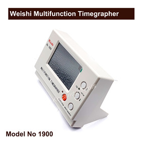 Image 5 - Weishi 1900 Многофункциональный Timegrapher, профессиональные часы ремень машина Многофункциональный Timegrapher для часовщики инструменты ремонт