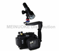 Camera Diving Dive Tray Hand Grip Underwater Photography W Hot Shoe Mount For Gopro DSLR Digital