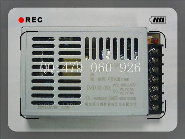 [JIYUAN] 30W JMD30 0805 8V2.5A 5V1A switching power supply two isolated 3PCS/LOT