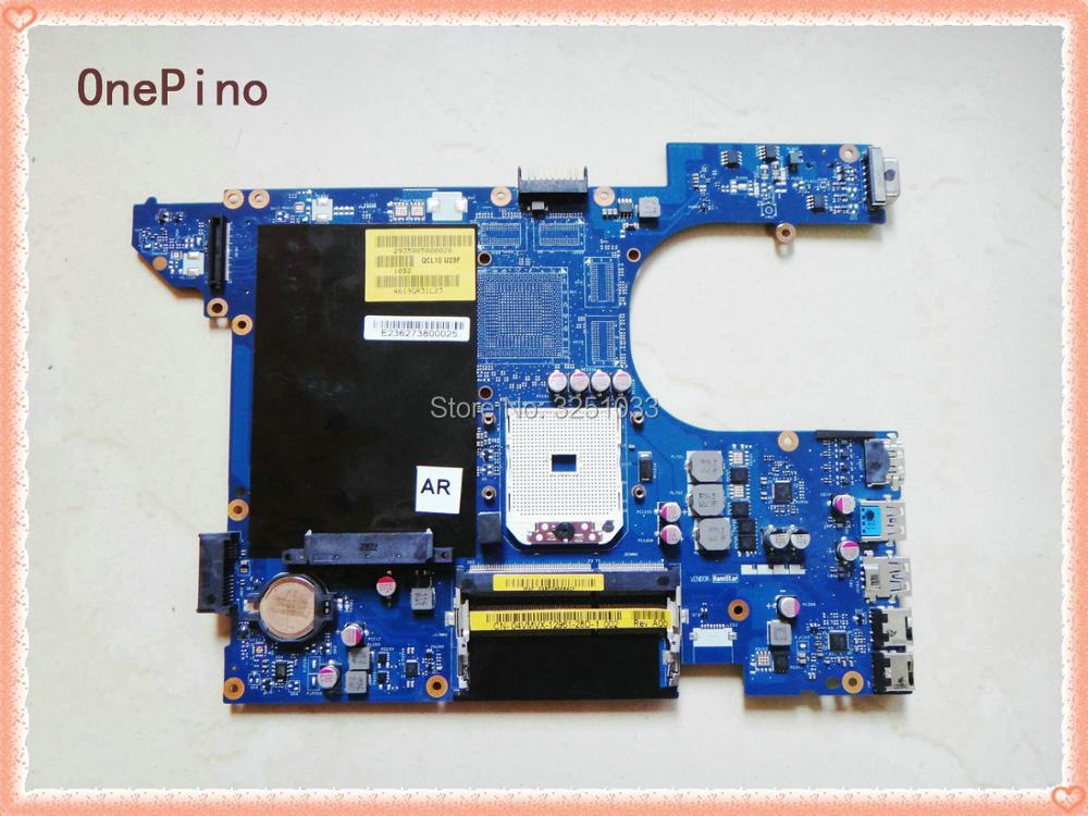 QCL10 LA 8251P for Inspiron 15R 521R 5525 Notebook for DELL INSPIRON 5525 laptop motherboard LA 8251P DDR3