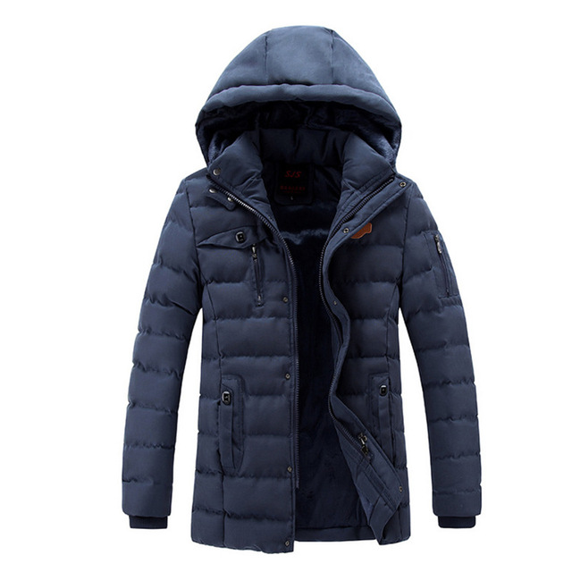 Aliexpress.com : Buy Winter Jackets Men's Coats Warm Parkas Thick ...