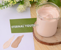 1Kilo Nude Makeup Foundation Base BB DD CC Cream 1000g Long lasting Concealer Natural Color Beauty Salon Equipment OEM