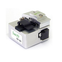 Hohe Präzision Swift CI 01 Multi Action Fiber Cleaver mit Swift 50,000 fasern Lwl splicer CI 01 FTTH Faser cutter werkzeuge