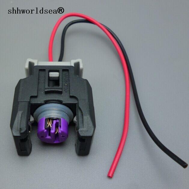 Shhworldsea 1 Stks Diesel Common Rail Motor Voor H5h6 Injector Nozzle Connector 13816706 En Om Een Lang Leven Te Hebben.