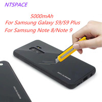Wireless Magnetic Battery Charging Cases For Samsung Galaxy S9/S9 Plus/Note 8/Note 9 Single battery does not include phone case