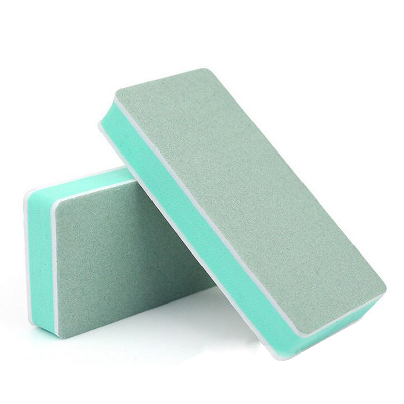 1pc Home Use for finger and toe nails On Both Sides nail Polishing Block Nail Tool Files & Buffers Women Beauty Whole Sale