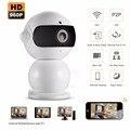 Mini HD 960 P Cámara IP Inalámbrica Wifi Inteligente IR-Cut Visión Nocturna P2P Baby Monitor de Vigilancia Onvif Red CCTV Cámara de Seguridad