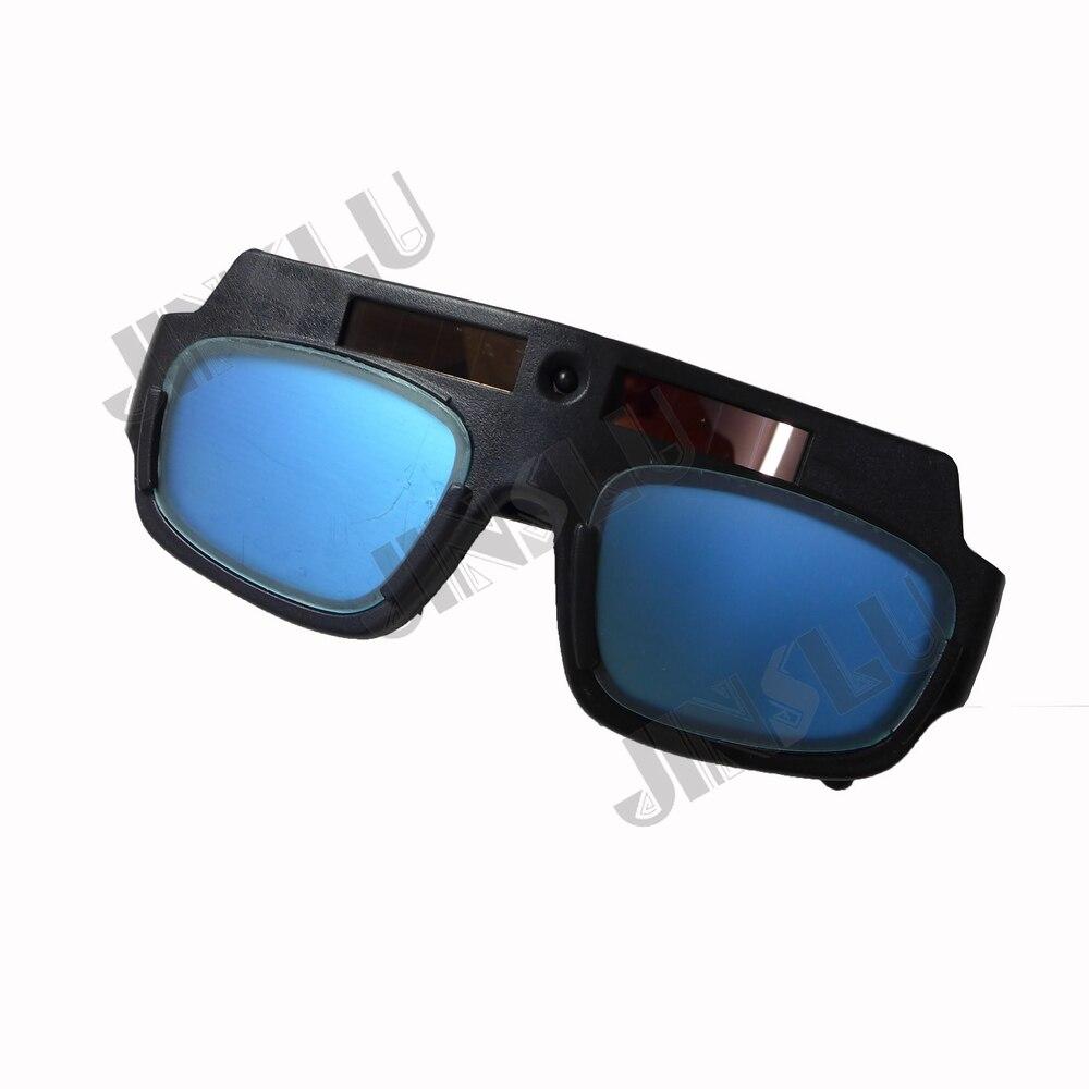 Auto Darkening Welding Welder Glasses Helmet Eyes Goggle Mask Solar Powered New