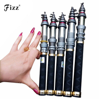 Mini Pocket Size 99 Carbon Fiber Fishing Rod Portable Telescopic Fishing Pole Exclusive Sea Fishing Rod