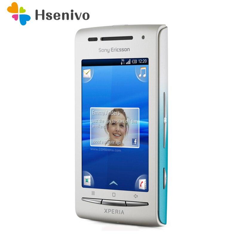 X8 Original Sony Ericsson Xperia X8 E15i Mobile Phone Unlock