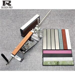Image 1 - 10000grit ruixin pro knife sharpener diamond edge knife grindstone knife stones sharpening Fixed angle knife sharpener