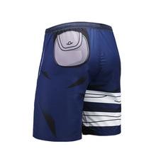 Amazing Kakashi Breathable Pocket Beach Shorts / bermuda shorts / short pants