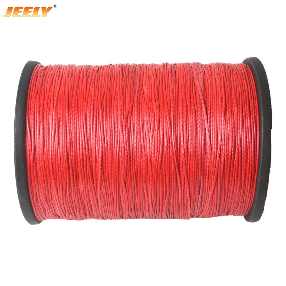 JEELY UHMWPE Fiber Core With UHMWPE Fiber Sleeve Line 1.5mm 10m