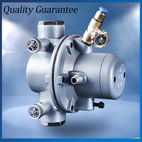 Ink And Solvent Circulation Pneumatic One Way Ink Pump Pneumatic Air Pump Head