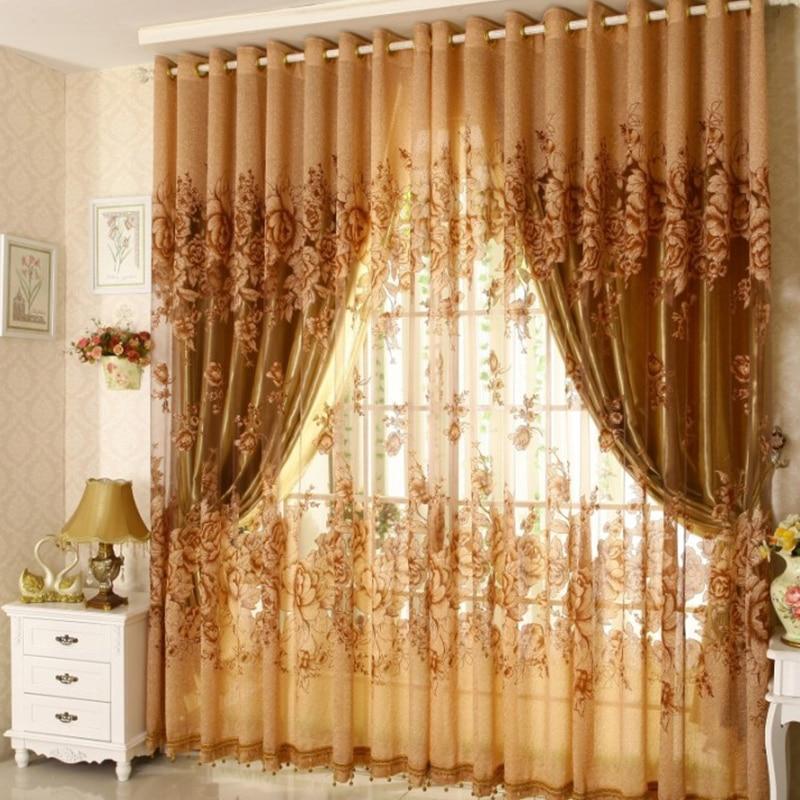 Curtains vintage
