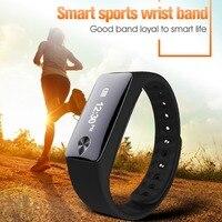 New Fashion Smart Bracelet Heart Rate Monitor Blood Pressure Smart Wristband Waterproof Fitness Bluetooth Sport