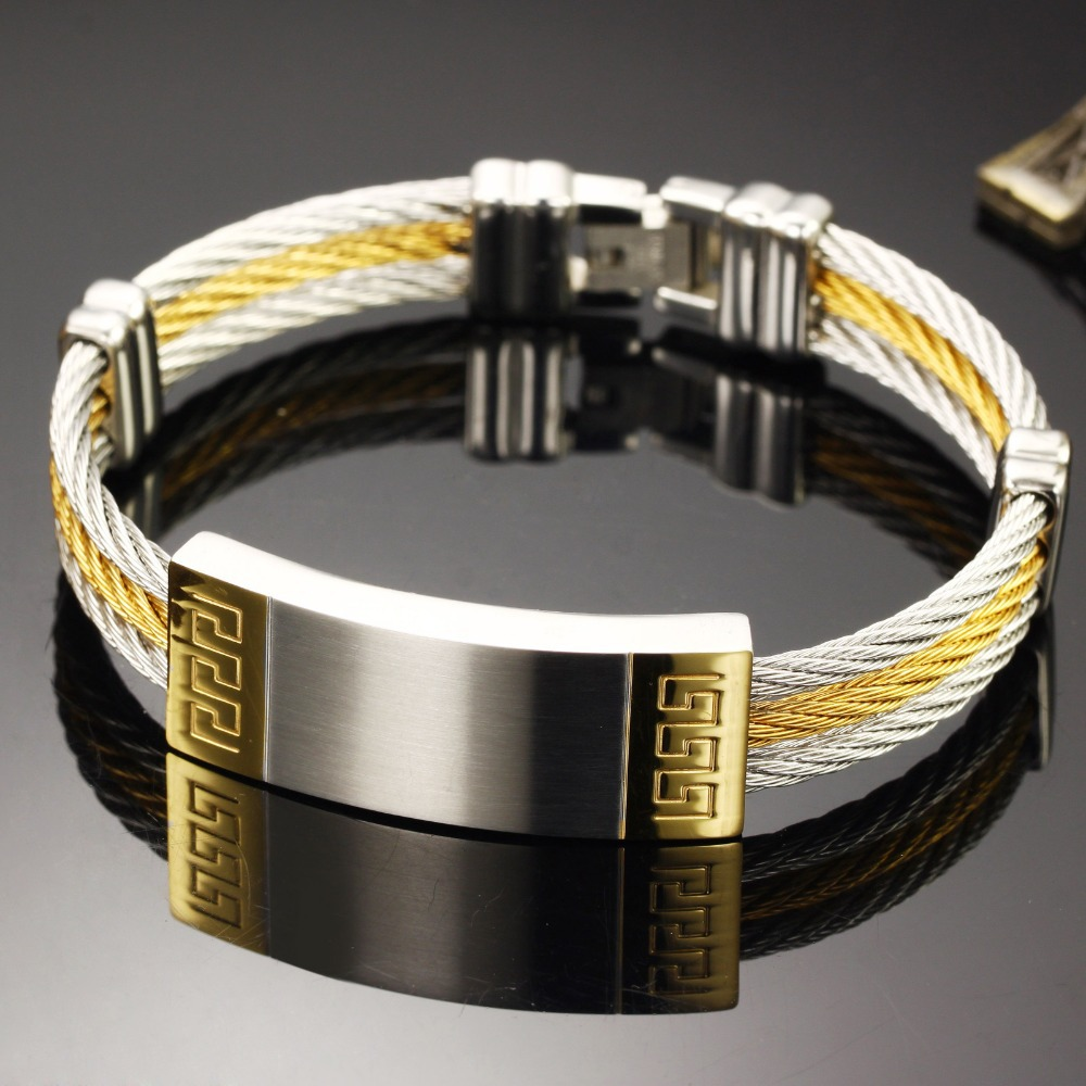 thick bangles rope bracelet weave bangle mens