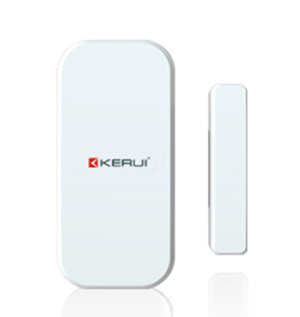 Wireless Magnetic Door Contact For Burglar Alarm System туалетная вода biofresh туалетная вода rose of bulgaria for men