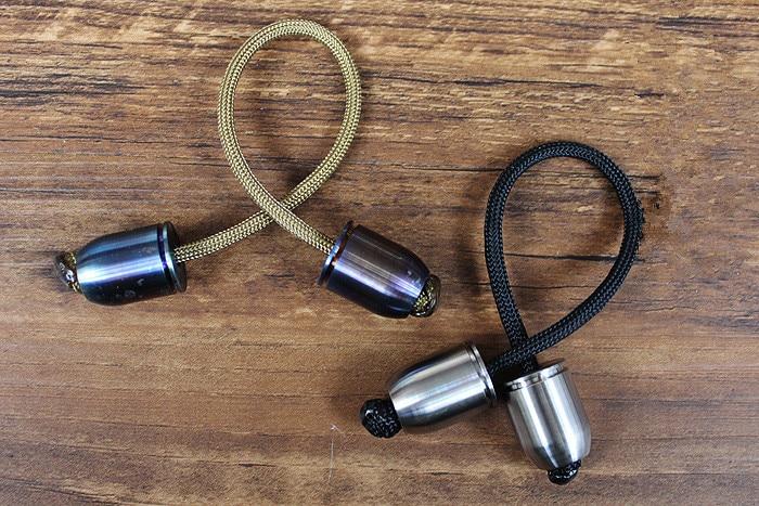 Titanium Alloy Begleri EDC Fingertips Limit Hand Movement Multi Tools