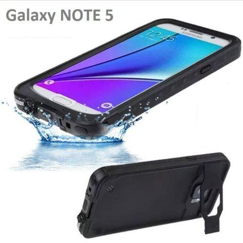bilder für Für galaxy NOTE 5/S5 Ursprüngliche IP68 Wasserdicht Fall Für Samsung Galaxy S5 i9600 leben wasser Shock Schmutz-beweis Schutzhülle